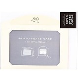 LABCLIP(ラボクリップ) ハブファン フォトフレームカード HVCD11-WH ホワイト│アルバム・フォトフレーム フォトフレーム・写真立て