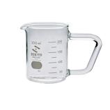 セキヤ ビーカー 取っ手付 200mL 72-800-020│実験用品 ビーカー・フラスコ