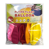 FLYING FLASH BALLOON フライングフラッシュ バルーン レッド系 NAX019-001 5枚入