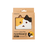 cheero Power Plus 6000mAh nyanboard version ミケ CHE-073-MI