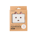 cheero Power Plus 6000mAh nyanboard version シロ CHE-073-SH