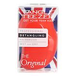 タングルティーザー(TANGLE TEEZER) ザ オリジナル ストロベリーパッション│ヘアブラシ・散髪用品 ヘアブラシ