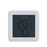 FUGU スイッチボット(SwitchBot) 温湿度計 switchbot-MeterTH-S1 ホワイト