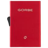 ゴルベ(GORBE) アルミニウムカードホルダー レッド│名札・カードホルダー 名札ケース・IDカードケース