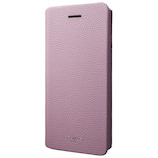 【iPhone8/7】グラマス COLORS EURO Passione 2 Leather Case パープル