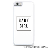 【iPhone6/7/8】 ケースオクロック TAERI×ウェイリー(WAYLLY) BABY GIRL TAERI-BABYG-WL67