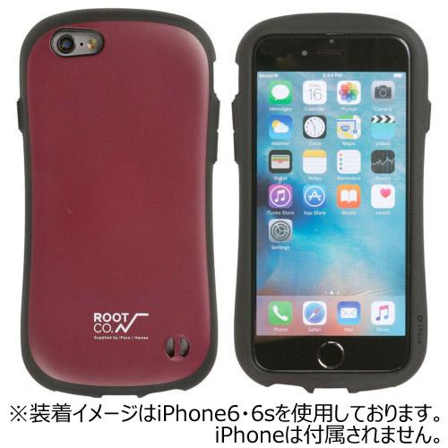 【iPhone7】ROOT×iFace Gravity Shock Resist Case ワイン