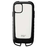 【iPhone11】 ROOT CO.(ルートコー) Gravity Shock Resist Case +Hold. ブラック