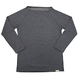 SleepDays(スリープデイズ) リカバリーロングスリーブTシャツ メンズ Lサイズ