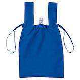 MOTTERU クルリト デイリー巾着バッグ ブルー│エコバッグ・ショッピングカート