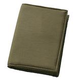 BEAMS DESIGN パスポートケース GW-BD43-025 カーキ│財布・名刺入れ パスケース