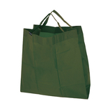 MOTTERU(モッテル) ポケットスクエアバッグ ワイド MO-1114-025 カーキ│エコバッグ・ショッピングカート
