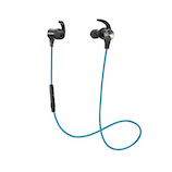 Taotronics Bluetooth4.1ステレオイヤホン TT-BH07 ブルー