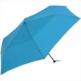 ニフティカラーズ カーボン軽量ミニ55 1414 ターコイズ│レインウェア・雨具 折り畳み傘