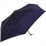 ニフティカラーズ スターカーボン軽量ミニ55 1464 ネイビー│レインウェア・雨具 折り畳み傘