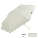 ニフティーカラーズ(NIFTY COLORS) 遮光シャイニングスターミニ 2290 オフホワイト│レインウェア・雨具 日傘