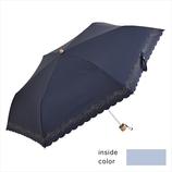 ニフティーカラーズ(NIFTY COLORS) 遮光わらわらねこミニ 2300 ネイビー│レインウェア・雨具 日傘