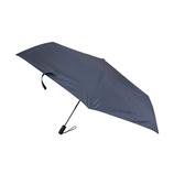 アンベル 安全式自動開閉傘 A2141TH 60cm ネイビー│レインウェア・雨具 折り畳み傘