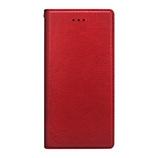 【iPhone8/7】HANSMARE (ハンスマレ) 手帳型 スタンディングダイアリー アイフォンカバー レッド