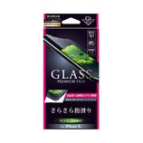 LEPLUS iPhoneX ガラス プレミアムフィルム G1 マット