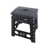 SLOWER 折りたたみスツール Lesmo SLW003 ブラック