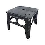 スロウワー(SLOWER) ホールディングテーブル チャペル SLW007 ブラック