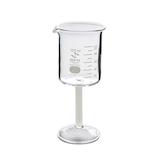 セキヤ ビーカーワイングラス 100mL 72-800-131 ホワイト