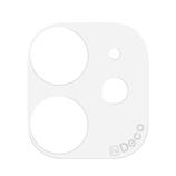 【iPhone11】 EYLE DECO カメラホールカバー ホワイト