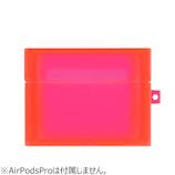 EYLE AirPodsProケース TILE neon ピンク│オーディオ機器 ヘッドホン・イヤホン