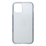 【iPhone12mini】 クリスタルアーマー ヘキサゴン クリア