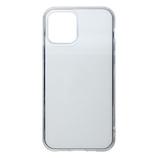 【iPhone12/12Pro】 クリスタルアーマー ヘキサゴン クリア│携帯・スマホケース iPhoneケース
