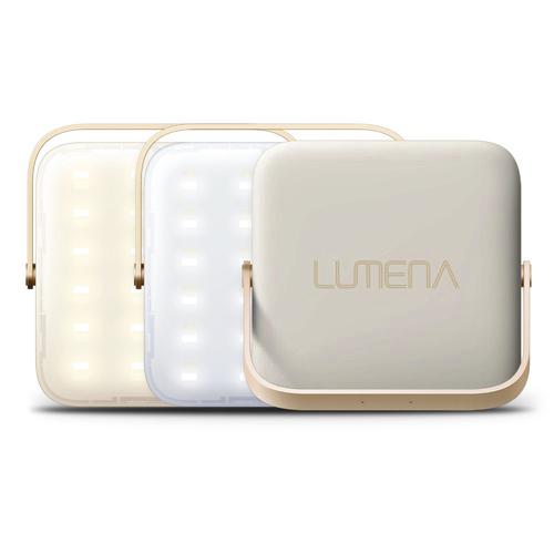 LUMENA(ルーメナー)7 LEDランタン ベージュ