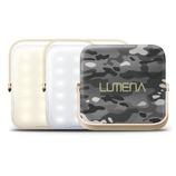 LUMENA(ルーメナー)7 LEDランタン 迷彩グレイ