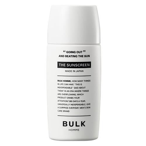 BULK HOMME(バルクオム) ザ・サンスクリーン 40g│メンズコスメ・男性化粧品 その他 男性化粧品