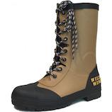 ワイルドウィング フラミンゴ 長靴 3L RIN-001 ベージュ