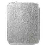 LACONIC 手帳カバー LDC02−270 B6 シルバー│手帳・日記帳 手帳カバー