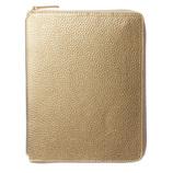 LACONIC 手帳カバー LDC03−370 A5 ゴールド│手帳・日記帳 手帳カバー
