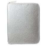LACONIC 手帳カバー LDC03−370 A5 シルバー