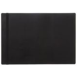 ラコニック(LACONIC) A5ダイアリーカバー 差し込み式 LDC12-160BK ブラック│手帳・日記帳 手帳カバー