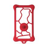 エアリア ランヤードバブルタイ Lサイズ PJUN20103 レッド│携帯・スマホケース スマホケース