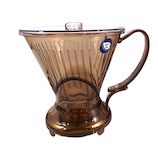 クレバー コーヒードリッパー Lサイズ DRS888PC 茶│茶器・コーヒー用品 コーヒードリッパー・フィルター