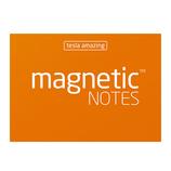 ウインテック 魔法のふせん マグネティックノート Sサイズ オレンジ 100枚入