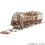 Ugears 蒸気機関車 70012