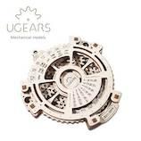 ユーギアーズ(UGEARS) メカニカルモデル デートナビゲーター 70036│工作用品 工作キット