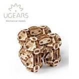 ユーギアーズ(UGEARS) メカニカルモデル フレキシキューバース 70049│工作用品 工作キット