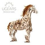 ユーギアーズ(UGEARS) メカニカルモデル ホースメカノイド 70054│工作用品 工作キット