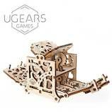 ユーギアーズ(UGEARS) メカニカルモデル ダイスキーパー│工作用品 工作キット