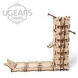 ユーギアーズ(UGEARS) メカニカルモデル ダイスタワー