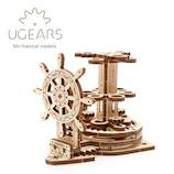 ユーギアーズ(UGEARS) メカニカルモデル ホイールオーガナイザー