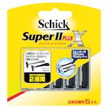 シック スーパー2 プラスX 替刃 5個入 TCI-5
